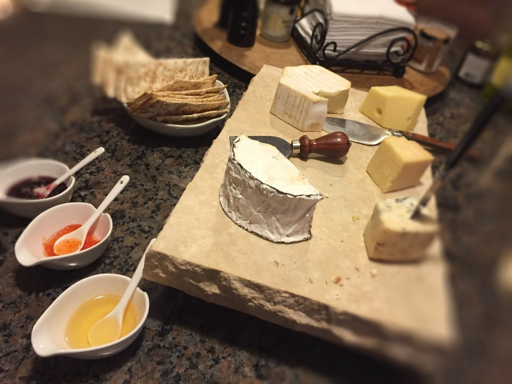 A Good Cheese Plate